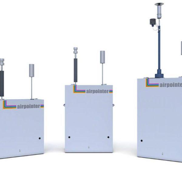 Станция контроля атмосферы AirPointer