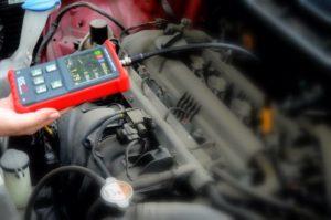 Прибор для проверки системы зажигания автомобиля