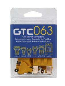 Комплект для тестирования цепей предохранителей GTC CT063 ( 6 штук)