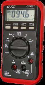 Профессиональный автомобильный цифровой мультиметр CT8027