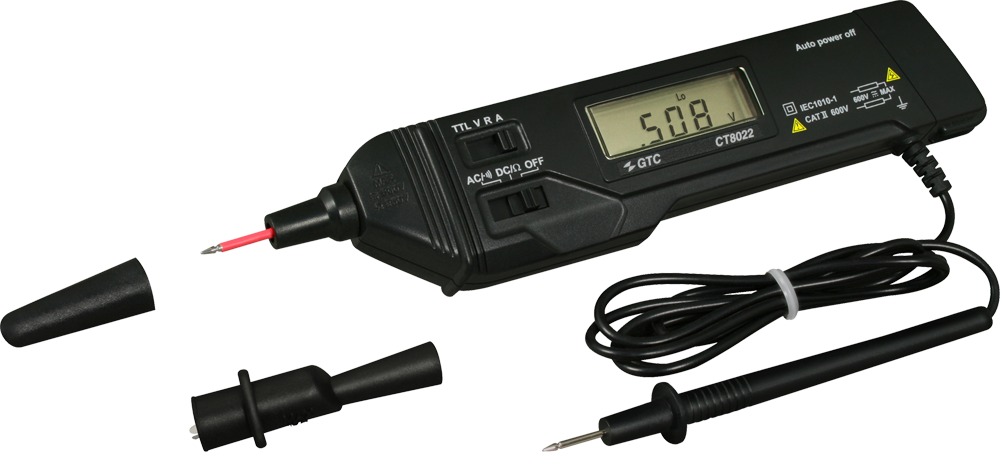 Мультиметр эргономичный автоматический CT8022