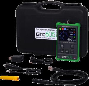 Анализатор впрыска топлива GTC605